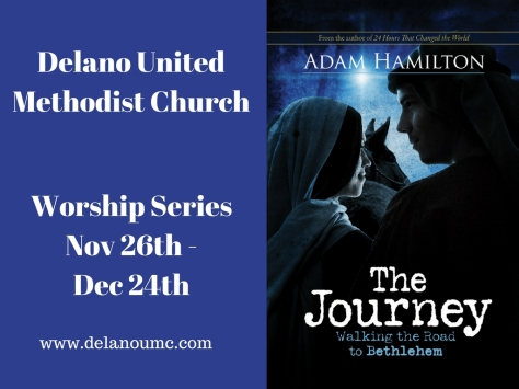 Advent worship series