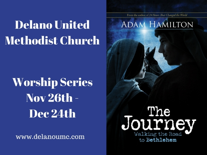 Advent Sermon Series and Bible Study