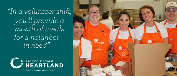 Mission Opportunity: Trip to Second Harvest Heartland