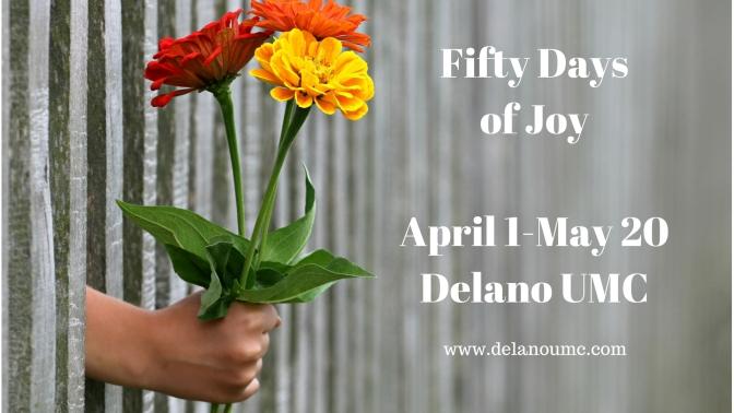 50 Days of Joy