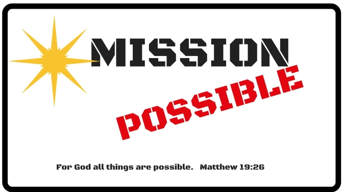Mission Possible: The Love Offering (For The MN Annual Conference of the UMC)